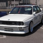 Pretty M3 circa late 80's early 90's.  love that there are Euro cars and Japanese cars at this show