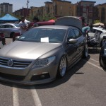 VW CC Circa 2010.  Never seen one of these fixed up.  SWEET.